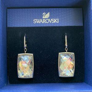 Genuine Swarovski earrings